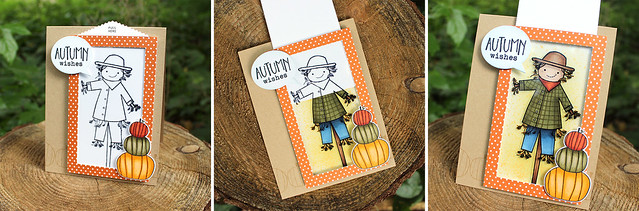 Autumn Wishes Card 5