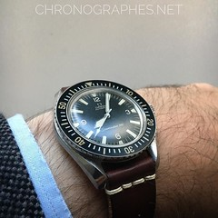 You're never wrong with a Seamaster 300 165.024.