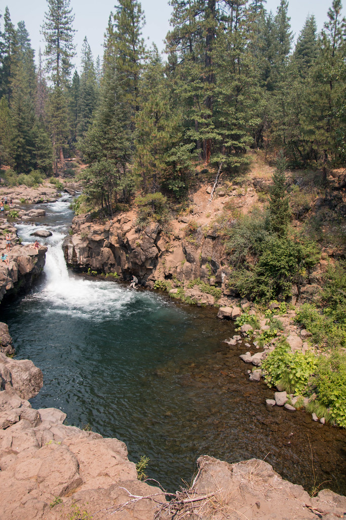 08.19. McCloud River Falls
