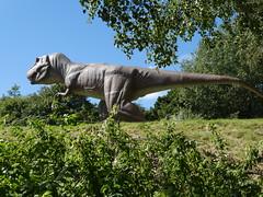 Stanley Park, Blackpool- Dinosaurs etc