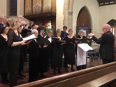 Jubilate Chamber Choir at St. Nicholas' Church, Belfast