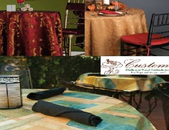Buy Custom size Tablecloths at Best Price
