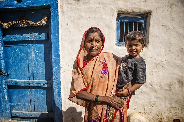 PATTADAKALL : PORTRAIT INDIEN