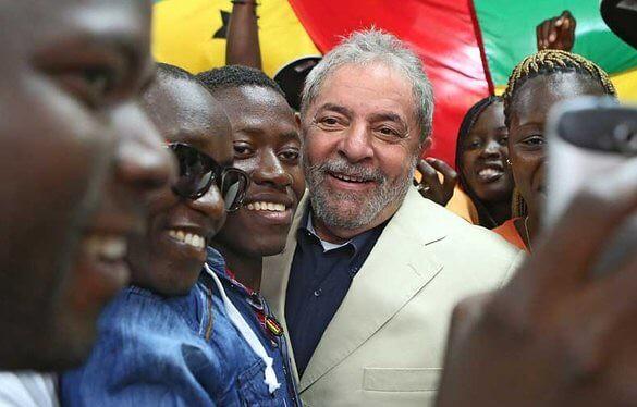 Lula visita universidades federais do Recôncavo Baiano