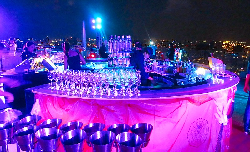 Octave Rooftop Lounge Marriott Bangkok