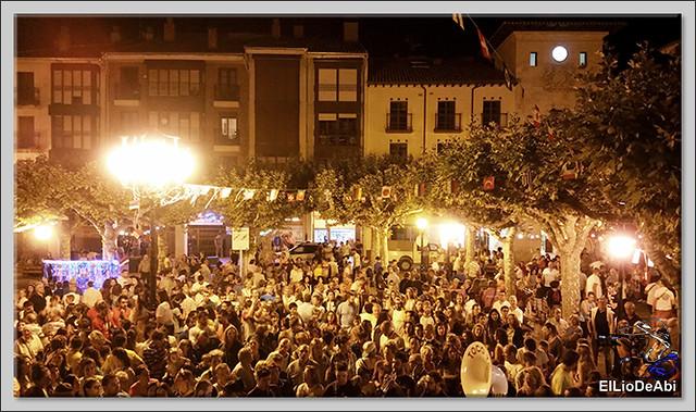 #BriviescaFiestas17 Jira campestre, entierro de San Roquín, subida de Blusas y traca Fin de Fiestas (9)