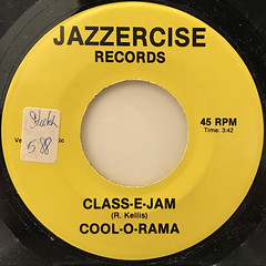 CCOL-O-RAMA:KOOL-YOU-OUT(LABEL SIDE-B)