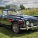 Classic Car and Transport Show - Shugborough Hall, Staffordshire - Triumph TR4A