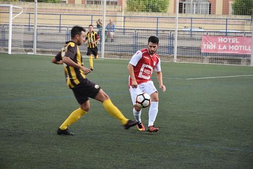 Fútbol 2º Andaluza Atlético Dos Hermanas y Mosqueo