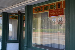 Old Yates Drug Store