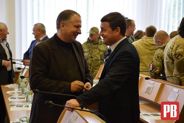 Юрій Осіпчук Іван Караїмчук
