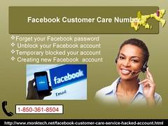 Choose Facebook Customer Care Number 1-850-361-8504 To Exterminate Hurdles