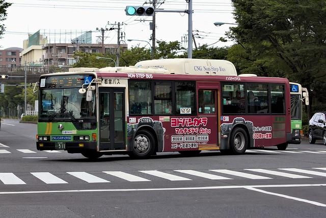2017/08/27 東京都交通局 L116