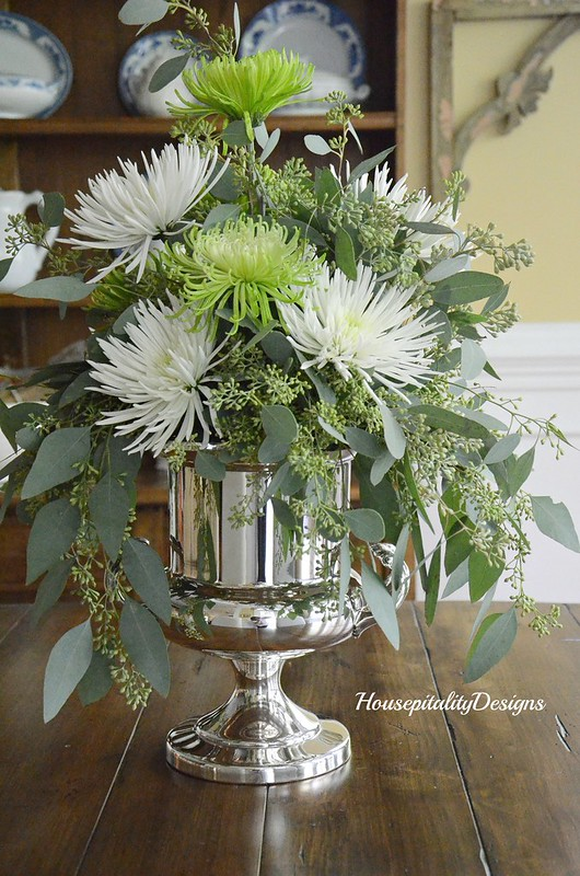 Champagne Bucket Arrangement-Housepitality Designs