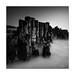 Wet rocks by Mike Hankey.