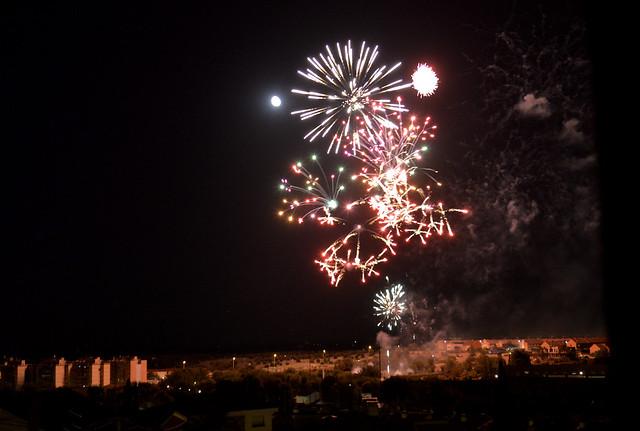 Fiestas de septiembre de 2017