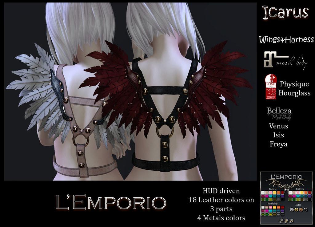 Wings&Harness - TeleportHub.com Live!