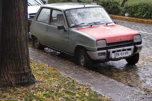 Renault 5 - Santiago, Chile
