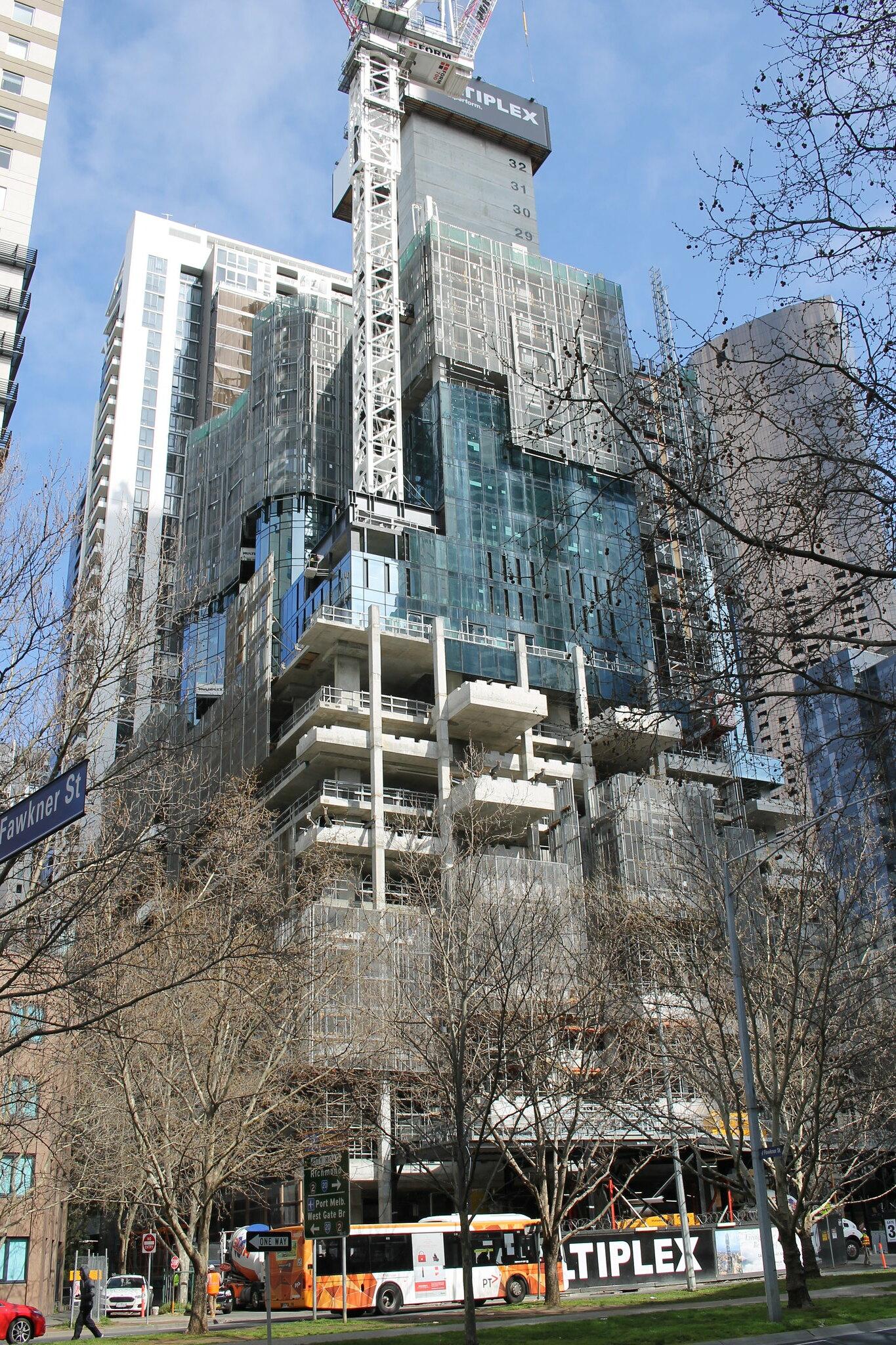 SOUTHBANK | Australia 108 | 70 Southbank Blvd | 319m | Mixed Use