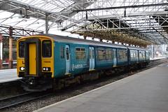 Arriva Trains Wales Sprinter 150208