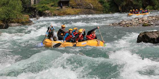New experience on Neretva rafting tour