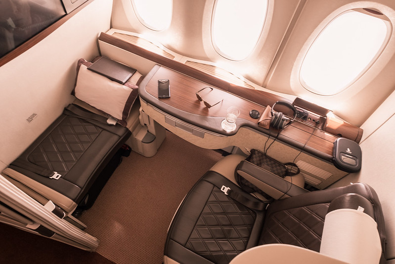 Singapore Airlines First Class & Suites (30 of 112)