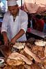 Moroccan butching, Place Jemaa el-Fnaa, Marrakesh, Morocco by Alex_Saurel