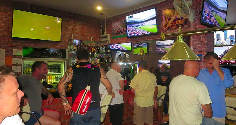 Restaurants Bars Soi Lengkee Pattaya
