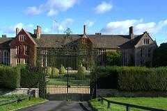Littlecote House Main Gates