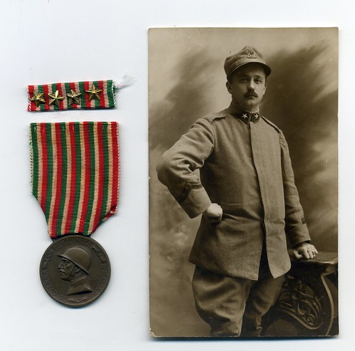 Italian World War I Service Medal