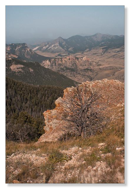 Chief Joseph Highway, Wyoming