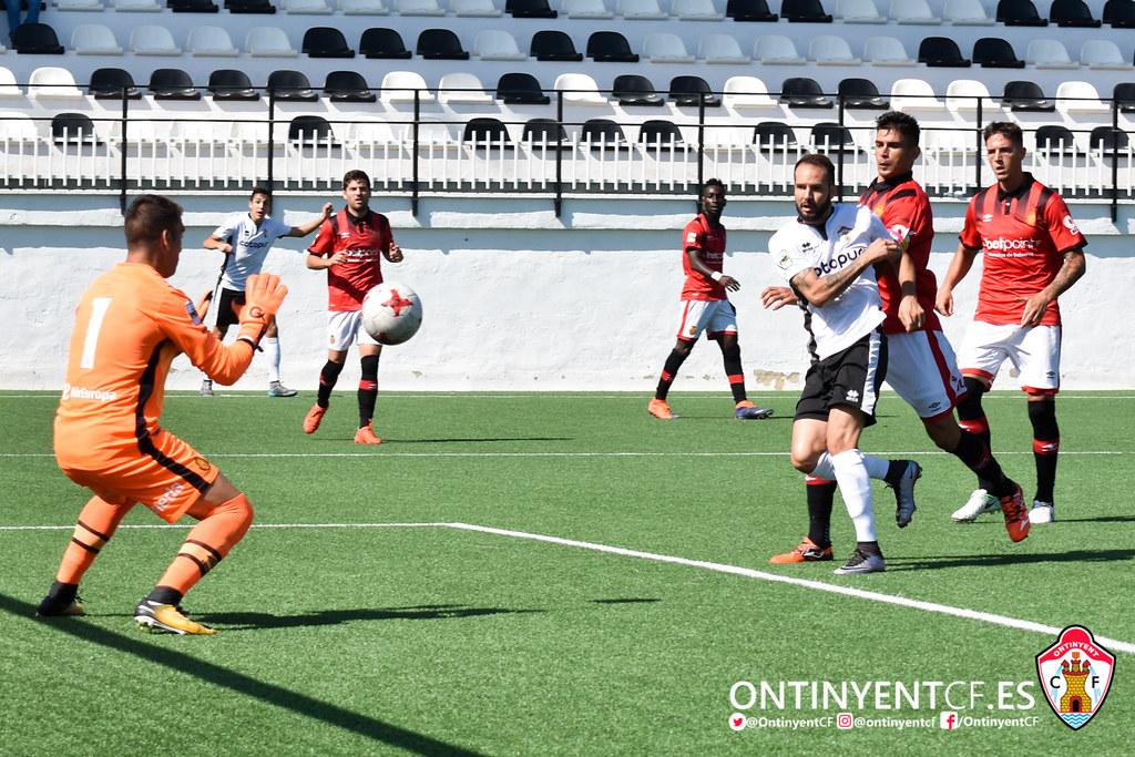 J5 Ontinyent CF - RCD Mallorca