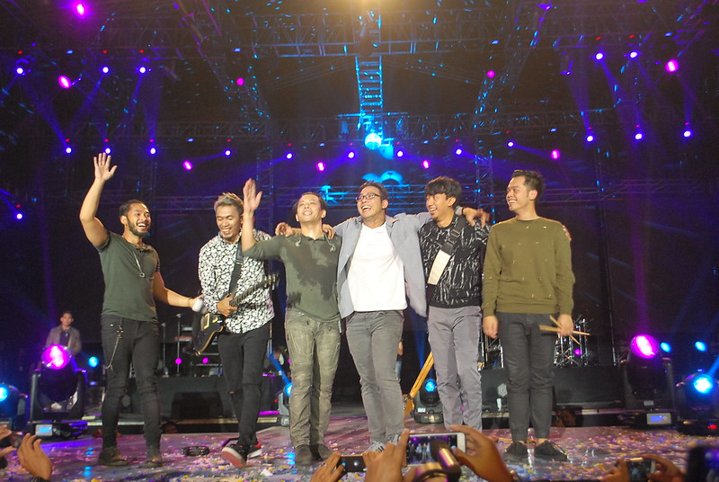 "Konsert NOAH ""Road To New Album"""