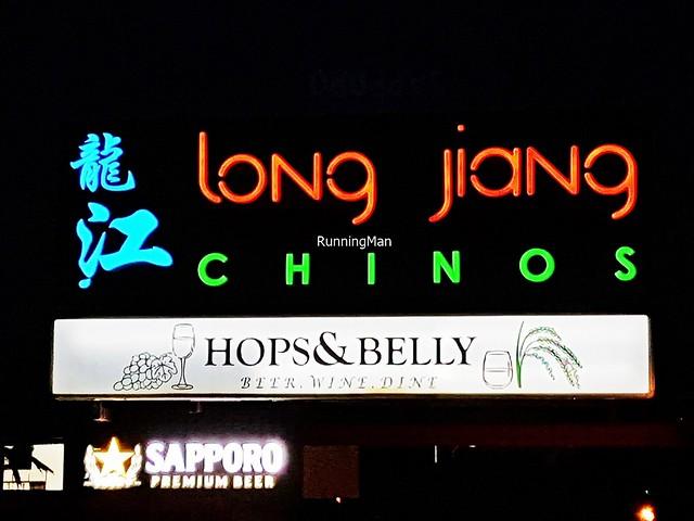 Long Jiang Chinos Signage