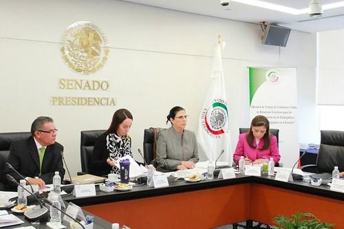 Comisiones unidas de Relaciones Exteriores 13/sep/17