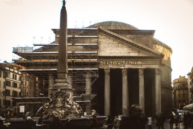 Roma, capital de Italia