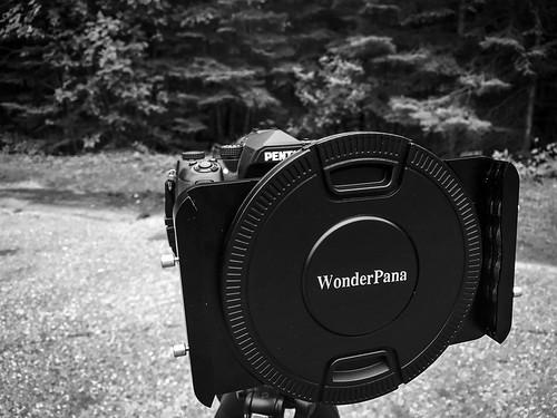 Wonderpana 145mm cover and Freearc frame.