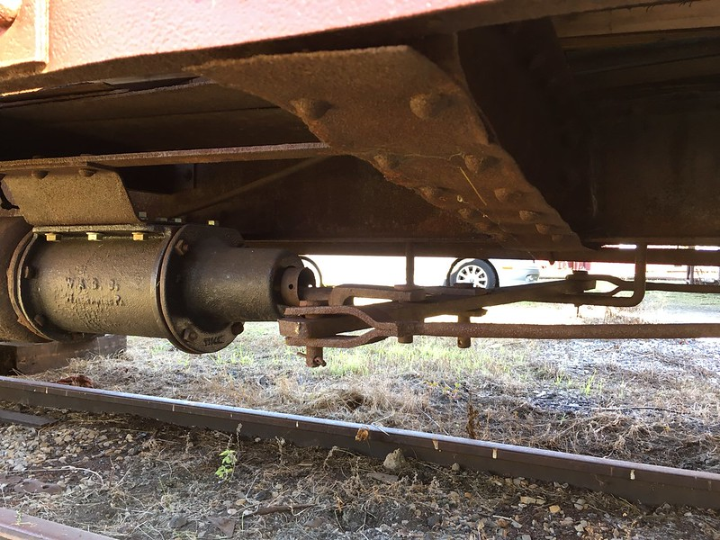 EBT Brake cylinders
