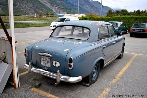 Peugeot 403 - France, Vaucluse