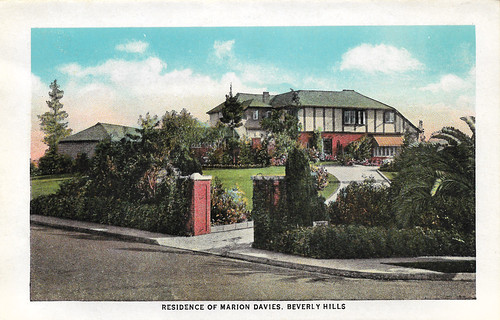 Residence of Marion Davies, Beverly Hills