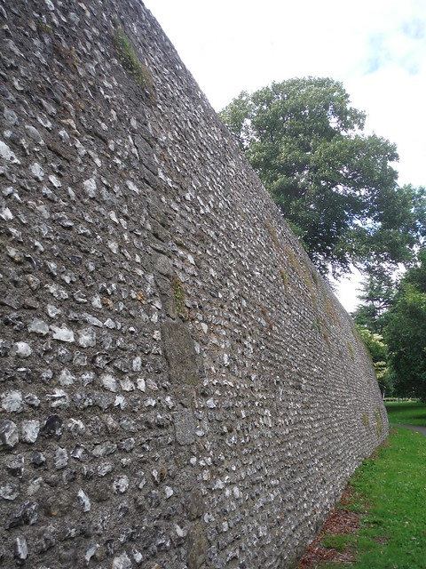 Chichester Georgian Town Wall