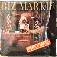 BIZ MARKIE:ALL SAMPLES CLEARED!(JACKET A)