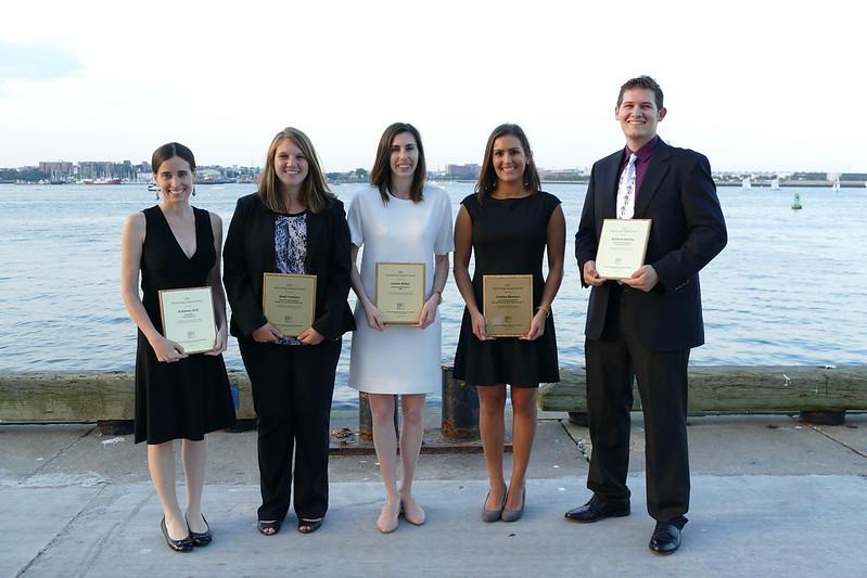 EBC 2017 Ascending Leader Award Recipients