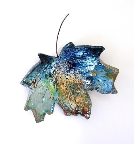 raku leaf