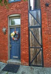 Doors in Fells Point