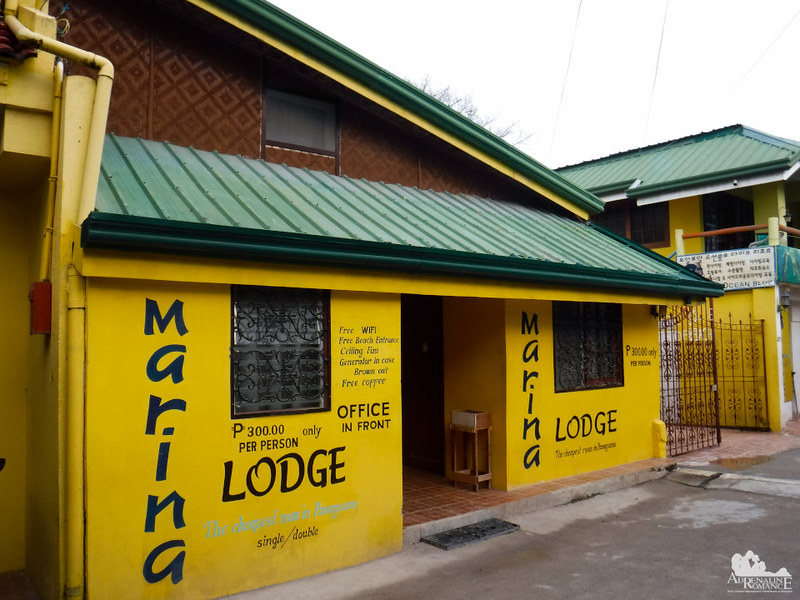 Marina Lodge