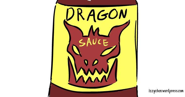 dragon hot sauce
