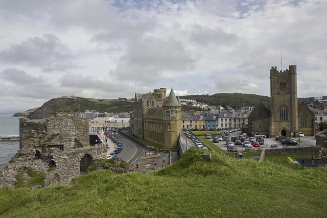 Header of Aberystwyth