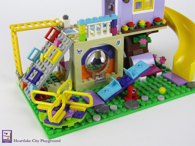 Heartlake Times: Review: 41325 Heartlake City Playground