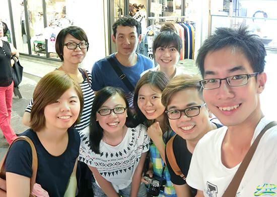 taiwanese friends